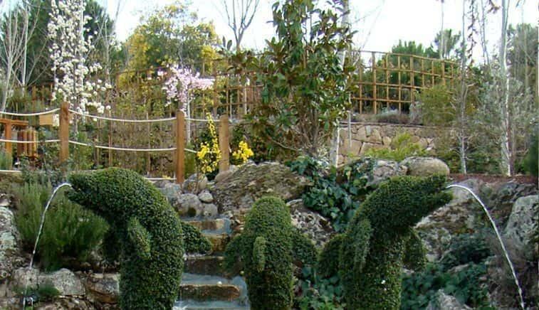 El bosque encantado un jard n bot nico de cuento de hadas qu hacer hoy en madrid - Jardin encantado madrid ...